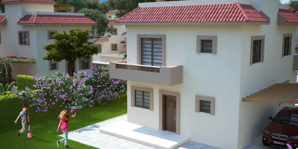 East Coast Luxury Pearl Villas - North Cyprus Property 7