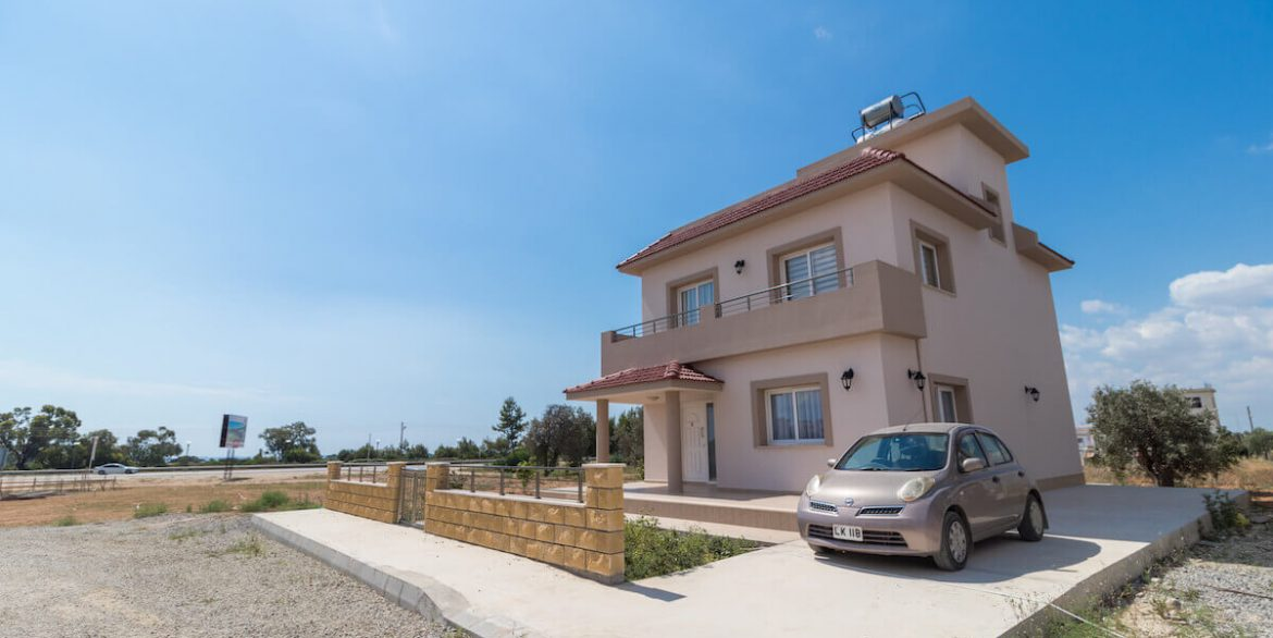 East Coast Luxury Pearl Villas - North Cyprus Property S26