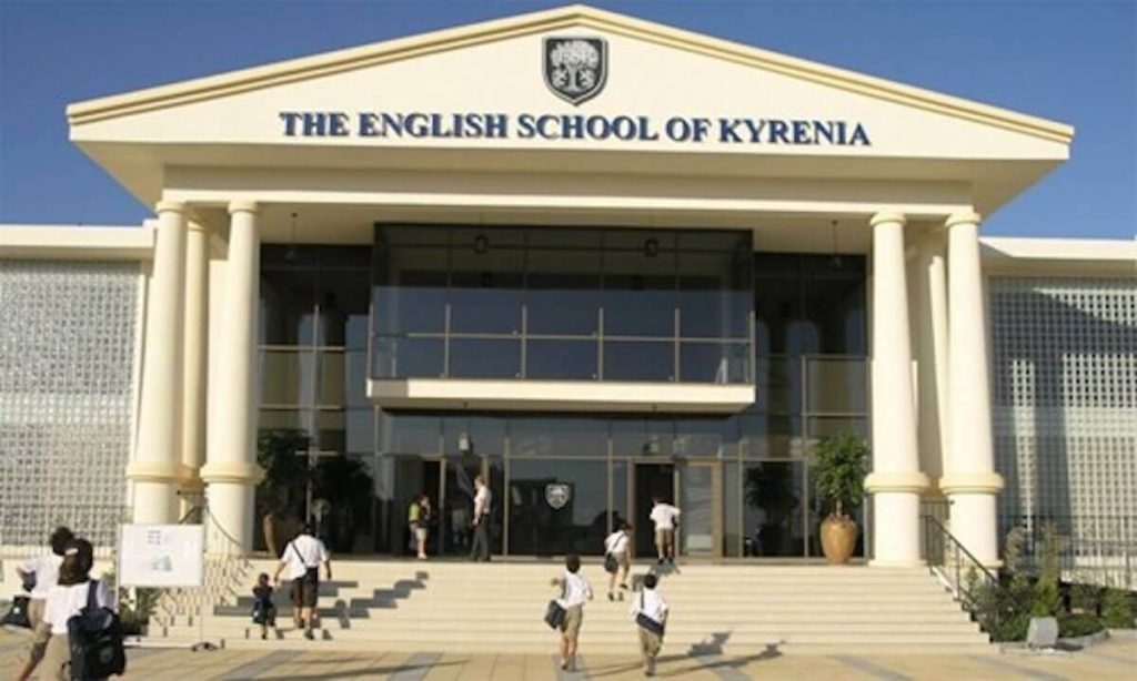 Englis Scool of Kyrenia - North Cyprus