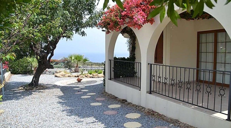 Kayalar Seaview Bungalow - North Cyprus Property 1