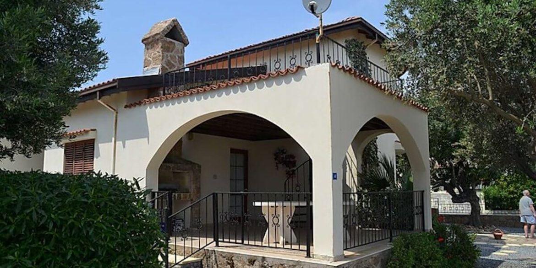 Kayalar Seaview Bungalow - North Cyprus Property 13