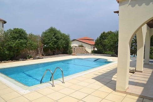 Kayalar Seaview Bungalow - North Cyprus Property 17