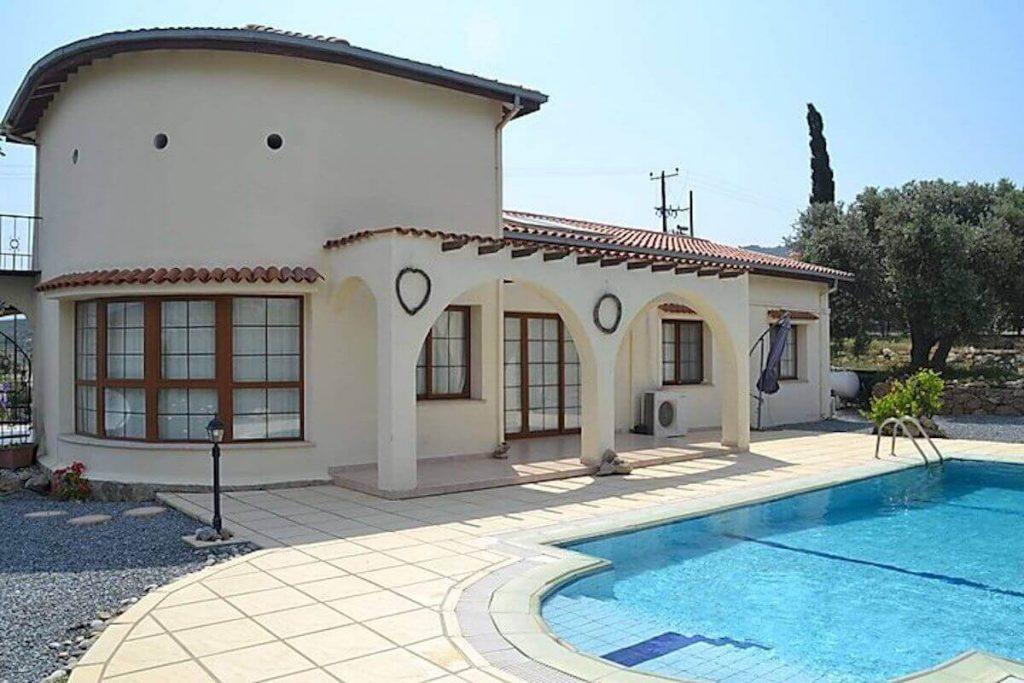 Kayalar Seaview Bungalow - North Cyprus Property
