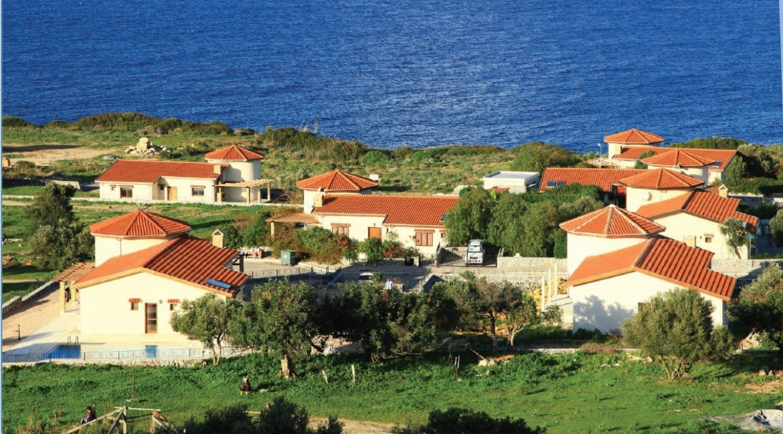 Kayalar Seaview Bungalow - North Cyprus Property I8