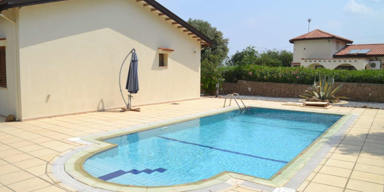 Kayalar Seaview Bungalow - North Cyprus Property Y3
