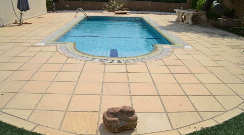 Kayalar Seaview Bungalow - North Cyprus Property Y4