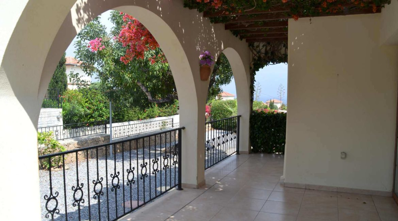 Kayalar Seaview Bungalow - North Cyprus Property Y6