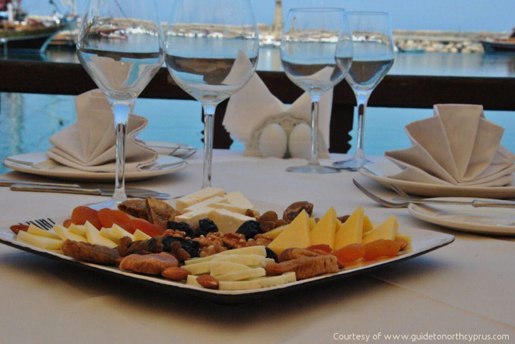 Kyrenia Harbour - North Cyprus