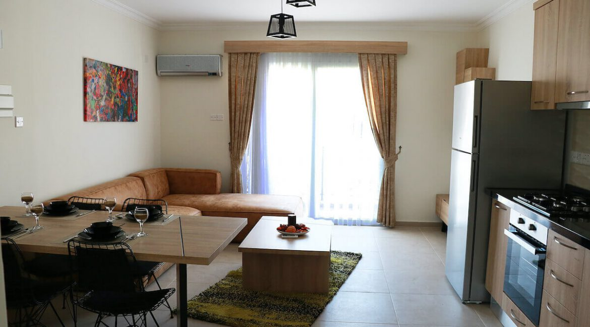 Long Beach Apartments 1 Bed - North Cyprus Property 6