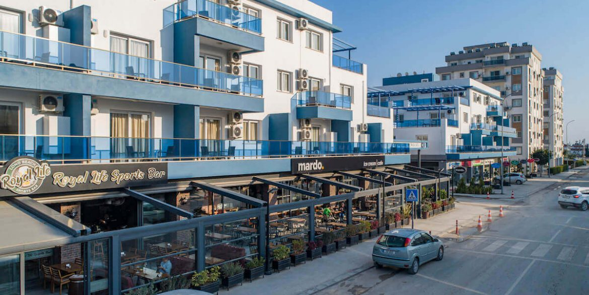 Long Beach Spa Apartments - North Cyprus Property 10