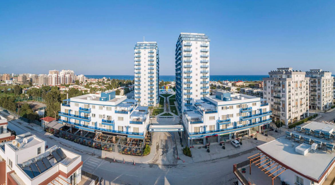 Long Beach Spa Apartments - North Cyprus Property 11