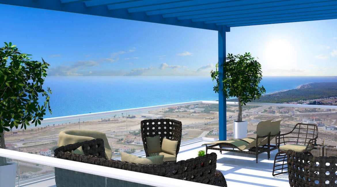 Long Beach Spa Apartments - North Cyprus Property 15