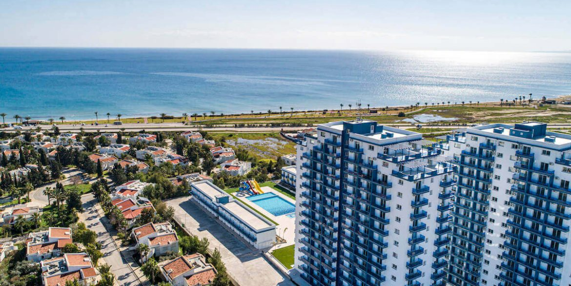 Long Beach Spa Apartments - North Cyprus Property 6