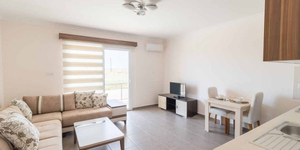 Long Beach Studio Apartments - North Cyprus Property 1