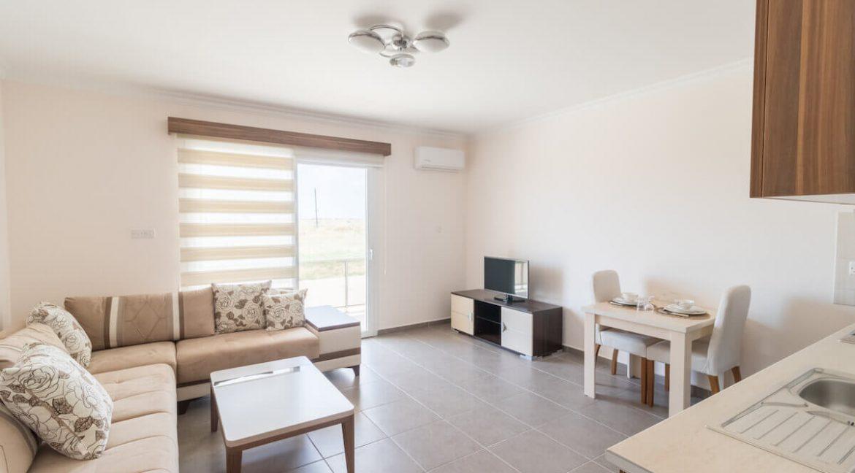Long Beach Studio Apartments - North Cyprus Property 1