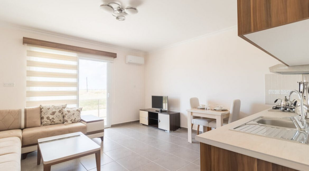 Long Beach Studio Apartments - North Cyprus Property 2