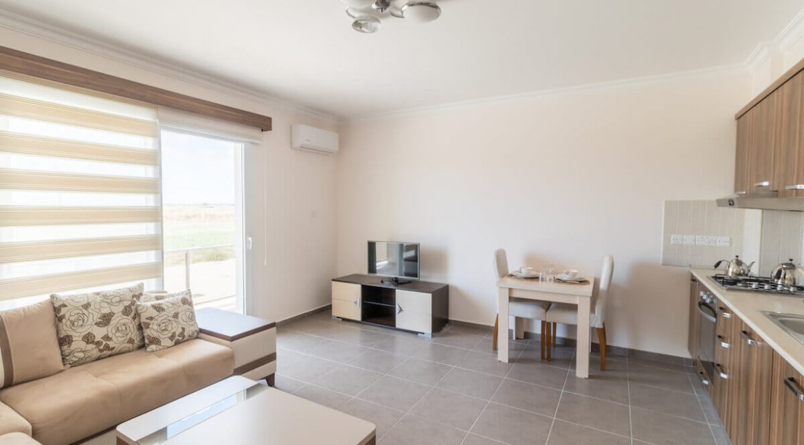 Long Beach Studio Apartments - North Cyprus Property 3