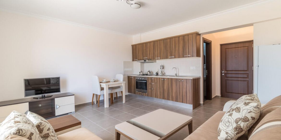 Long Beach Studio Apartments - North Cyprus Property 6