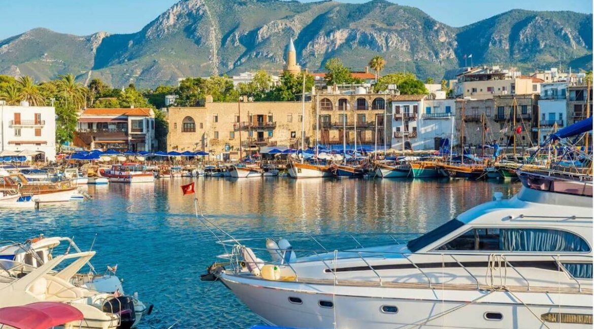 Lovely Kyrenia Castle Picture North Cyprus
