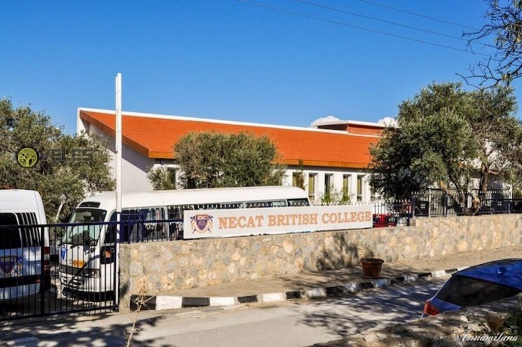 Necat British College Kyrenia - North Cyprus