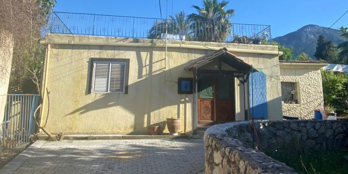 Ozankoy Turkish Village House 2 Bed - North Cyprus Property 1