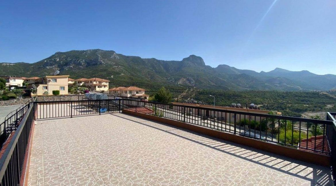 Arapkoy Panorama Penthouse 1 Bed - North Cyprus Property 10