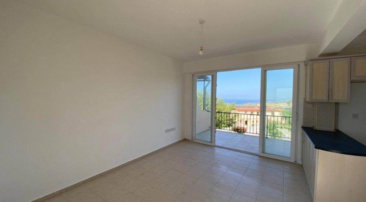 Arapkoy Panorama Penthouse 1 Bed - North Cyprus Property 11