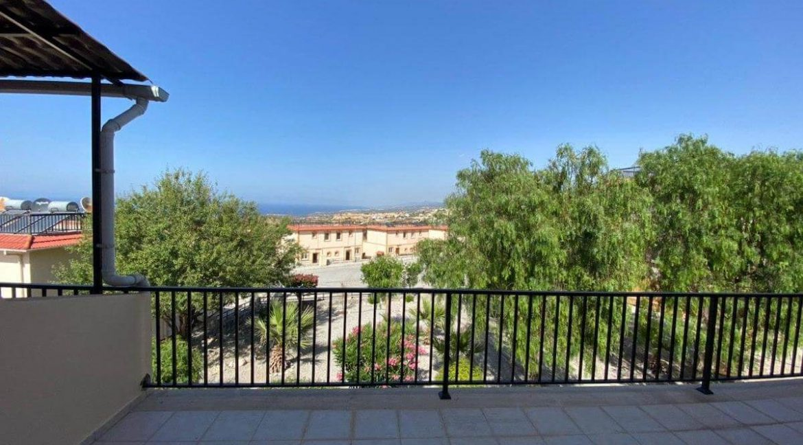 Arapkoy Panorama Penthouse 1 Bed - North Cyprus Property 14