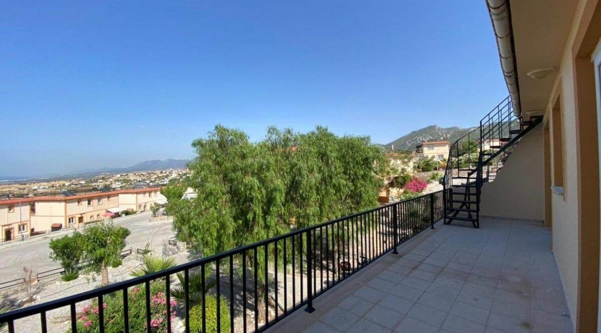 Arapkoy Panorama Penthouse 1 Bed - North Cyprus Property 15