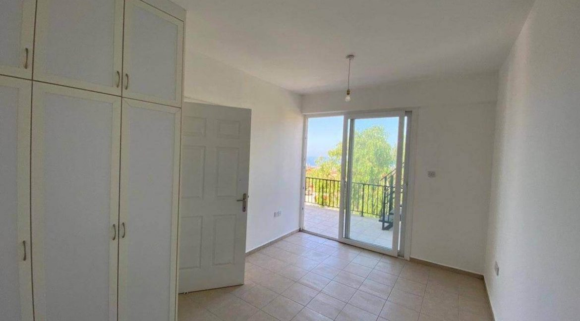Arapkoy Panorama Penthouse 1 Bed - North Cyprus Property 17