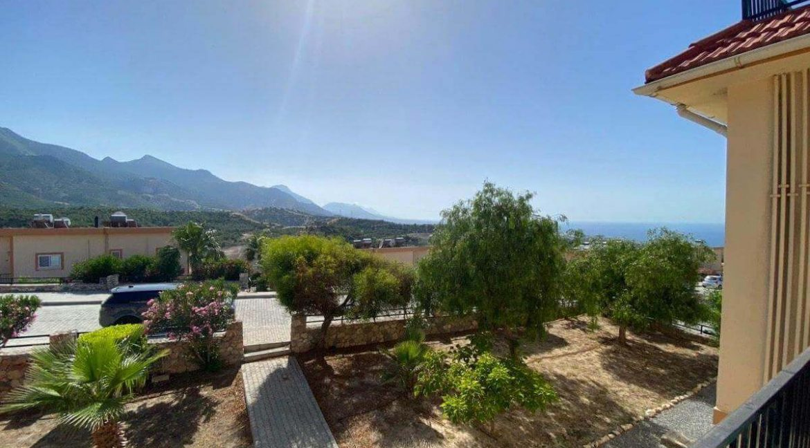 Arapkoy Panorama Penthouse 1 Bed - North Cyprus Property 21