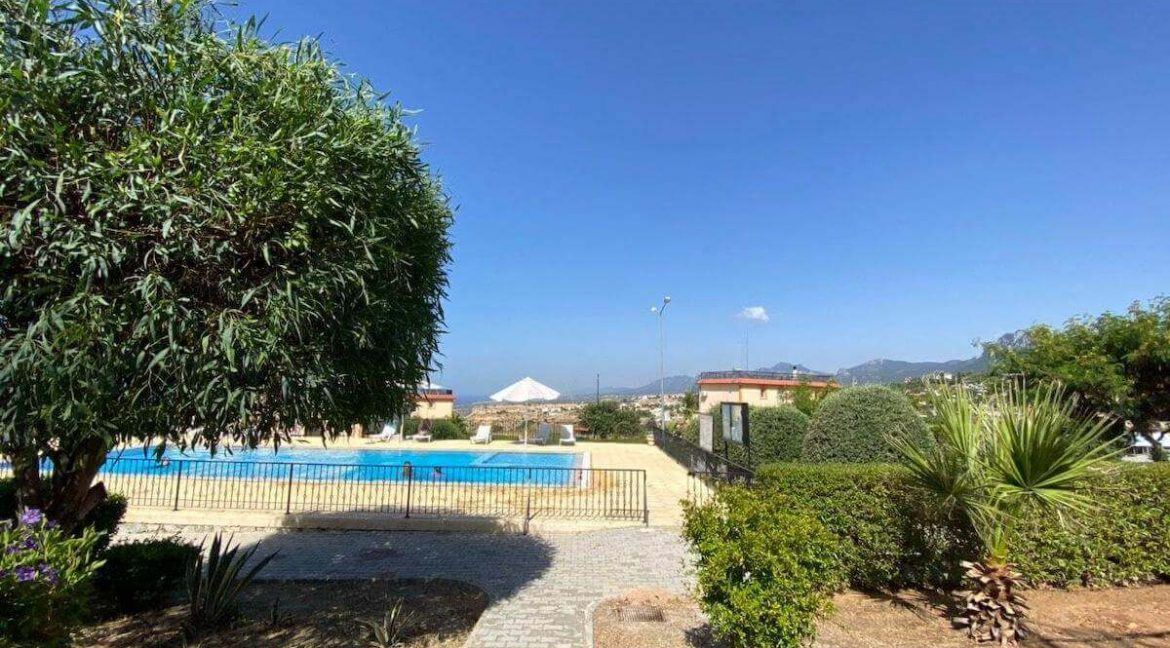 Arapkoy Panorama Penthouse 1 Bed - North Cyprus Property 3