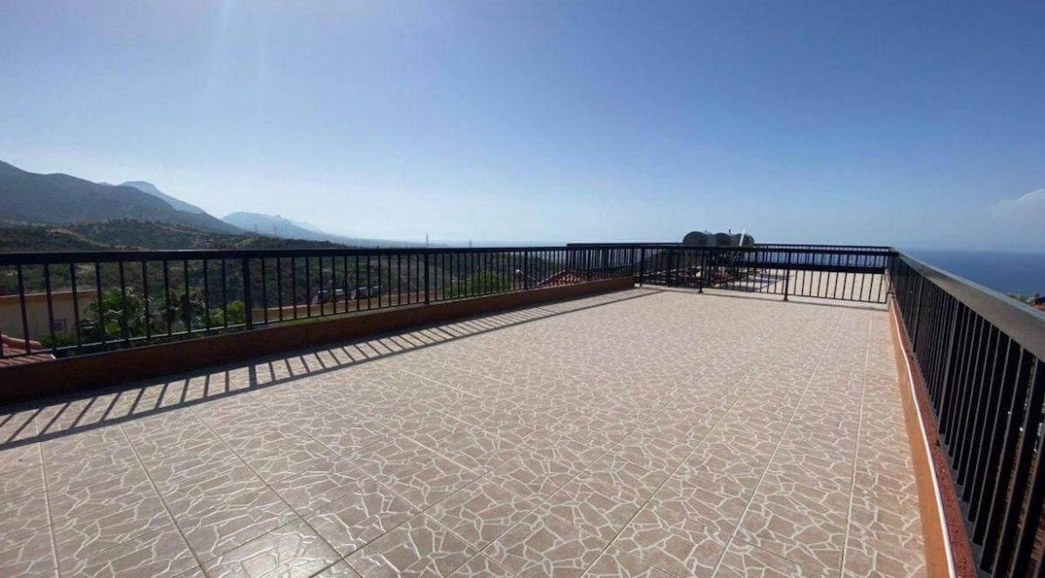 Arapkoy Panorama Penthouse 1 Bed - North Cyprus Property 4