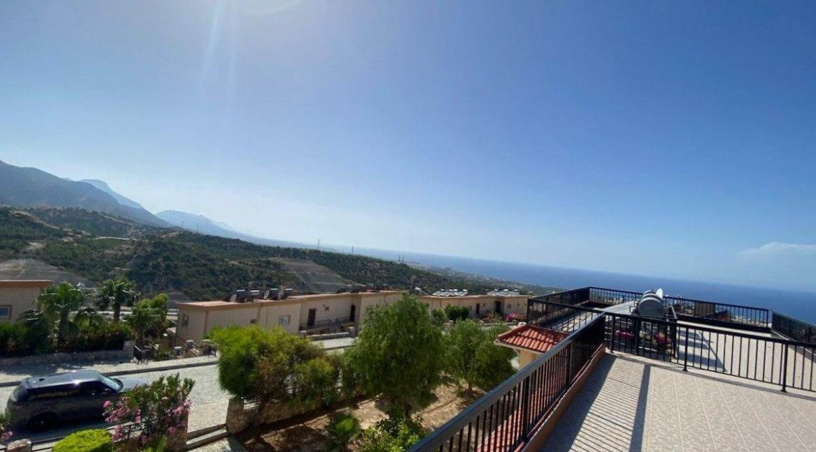 Arapkoy Panorama Penthouse 1 Bed - North Cyprus Property 5