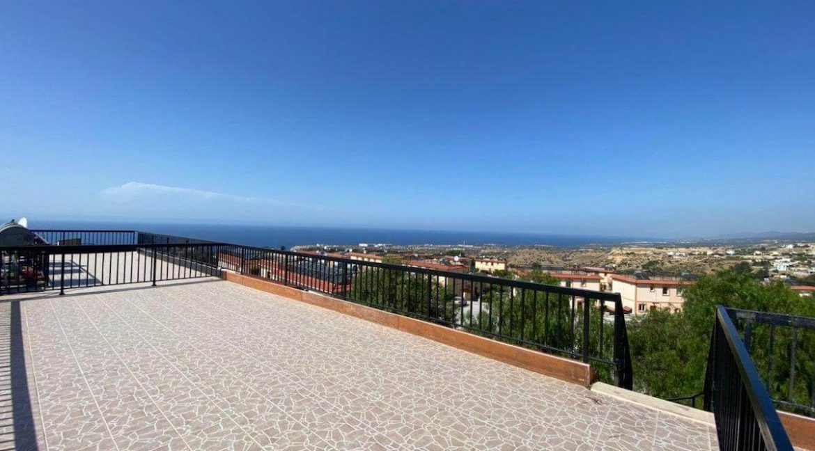 Arapkoy Panorama Penthouse 1 Bed - North Cyprus Property 7