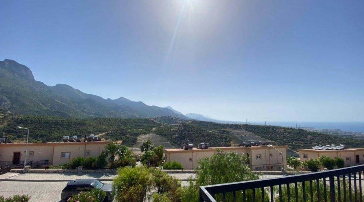 Arapkoy Panorama Penthouse 1 Bed - North Cyprus Property 9