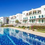 Bahceli Seaview Garden Apartment 2 Bed - North Cyprus Property F 4
