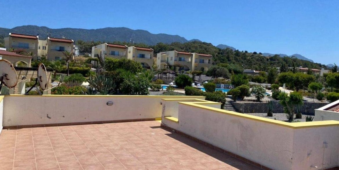 Esentepe Beach & Golf Bungalow 2 Bed - North Cyprus Property 22