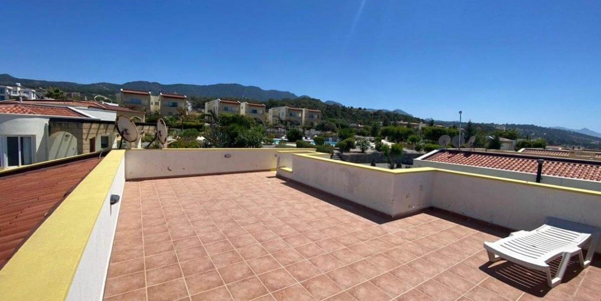Esentepe Beach & Golf Bungalow 2 Bed - North Cyprus Property 23