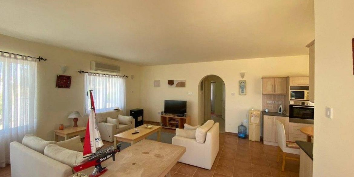 Esentepe Beach & Golf Bungalow 2 Bed - North Cyprus Property 3