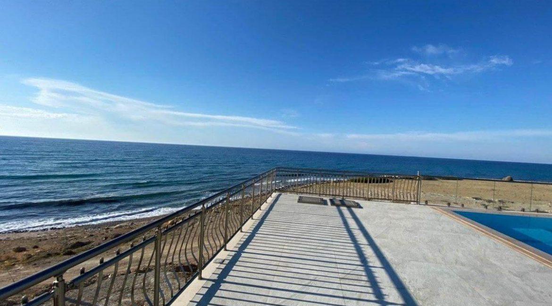 Esentepe Exclusive Beachfront Villa 4 Bed - North Cyprus 1