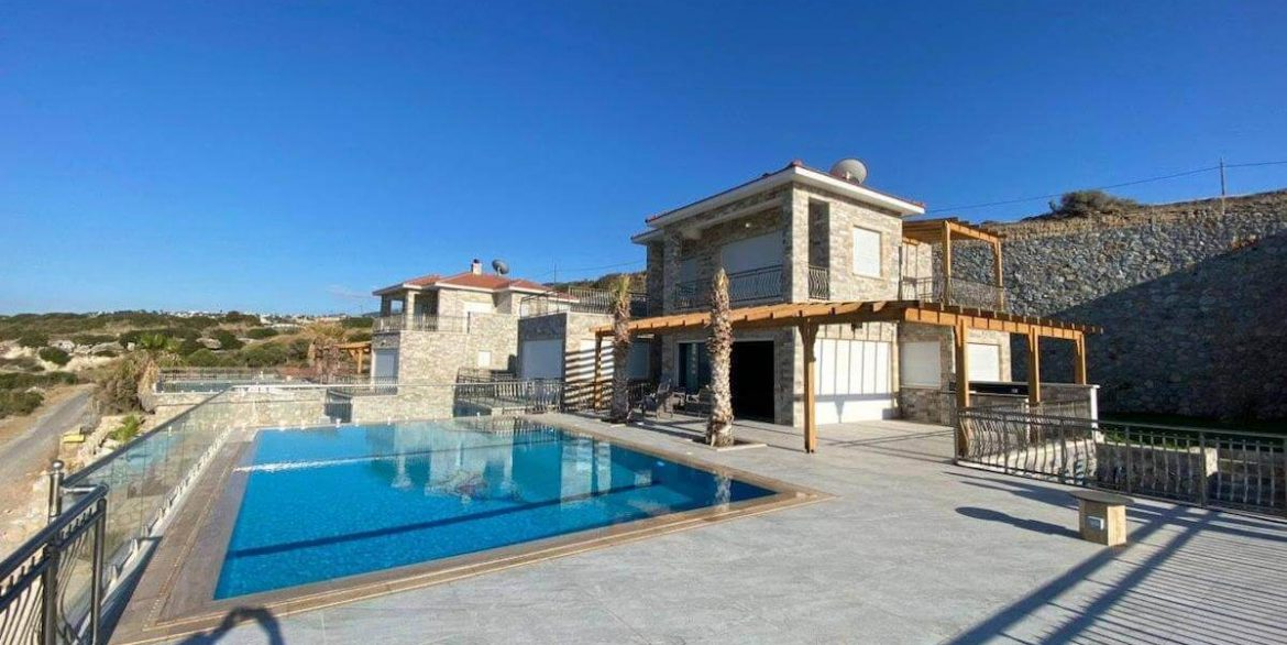 Esentepe Exclusive Beachfront Villa 4 Bed - North Cyprus 3