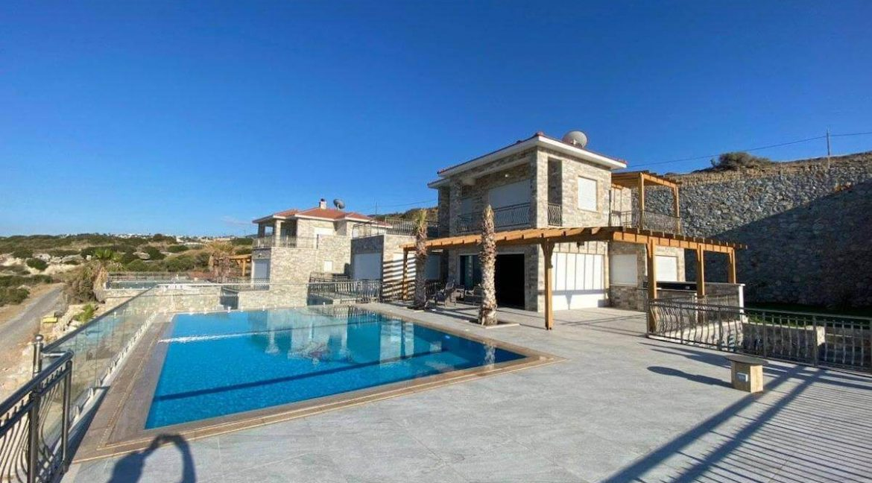Esentepe Exclusive Beachfront Villa 4 Bed - North Cyprus 3