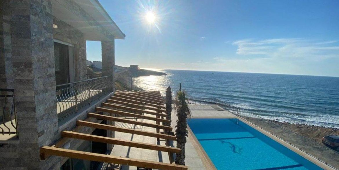 Esentepe Exclusive Beachfront Villa 4 Bed - North Cyprus 36