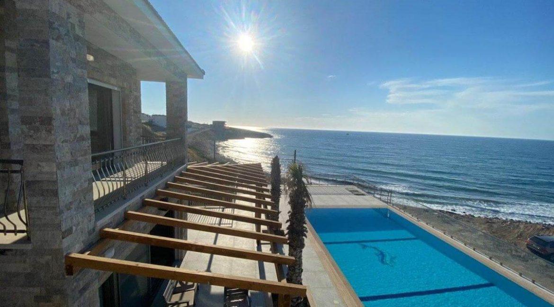Esentepe Exclusive Beachfront Villa 4 Bed - North Cyprus 36