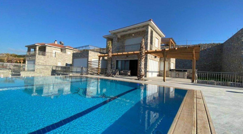 Esentepe Exclusive Beachfront Villa 4 Bed - North Cyprus 4