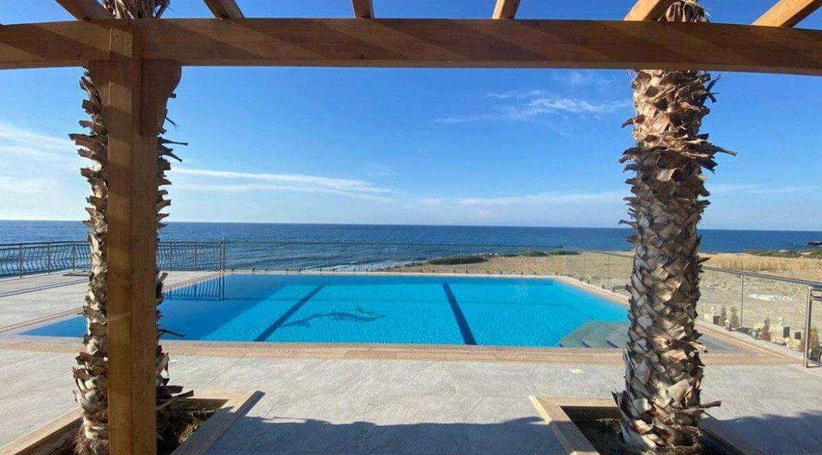 Esentepe Exclusive Beachfront Villa 4 Bed - North Cyprus 6