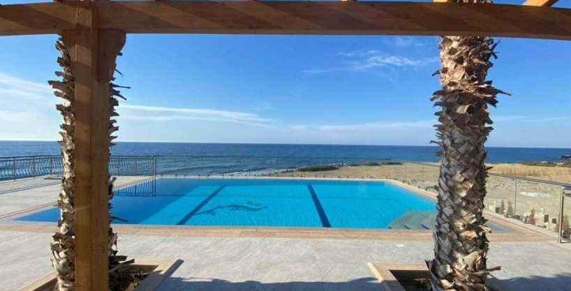 Esentepe Exclusive Beachfront Villa 4 Bed