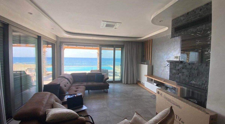 Esentepe Exclusive Beachfront Villa 4 Bed - North Cyprus 7