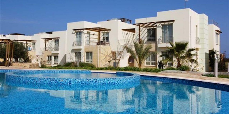 Turtle Beach & Golf Garden Apartment 3 Bed - North Cyprus Property Z2